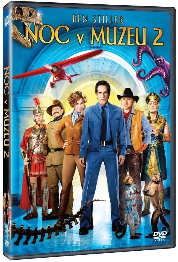 Noc v muzeu 2 (DVD)