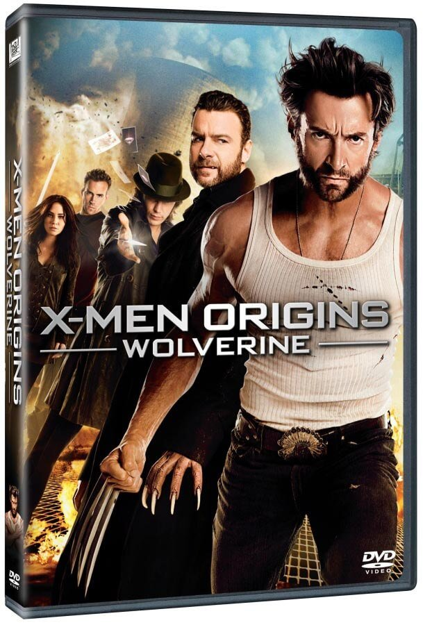 X-Men Origins: Wolverine (DVD)