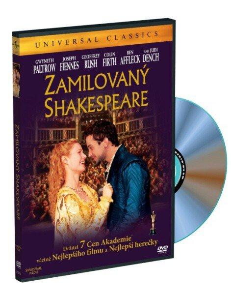 Zamilovaný Shakespeare (DVD)