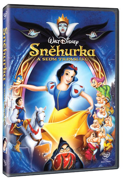 Sněhurka a sedm trpaslíků (DVD)