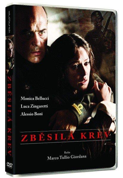 Zběsilá krev (DVD)