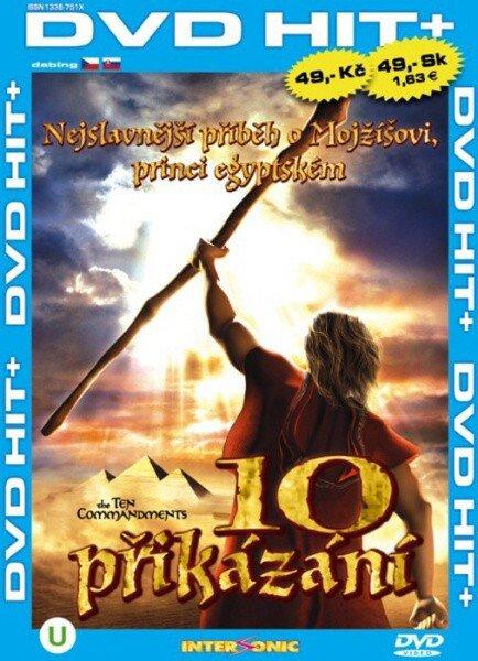 10 přikázání - edice DVD-HIT (DVD) (papírový obal)