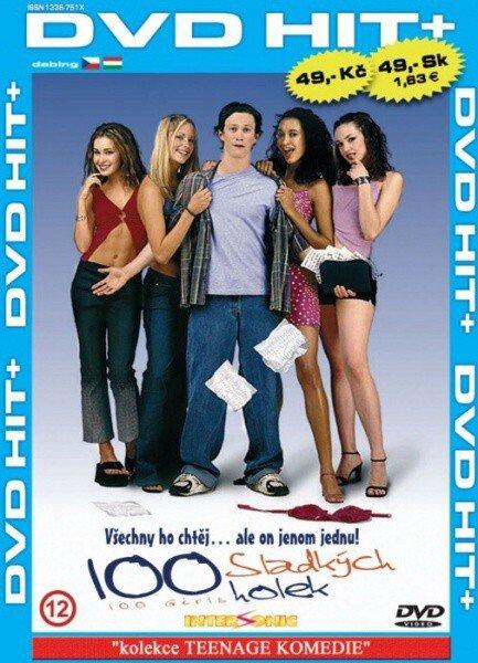 100 sladkých holek - edice DVD-HIT (DVD) (papírový obal)