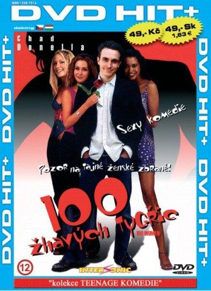 100 žhavých tygřic - edice DVD-HIT (DVD) (papírový obal)