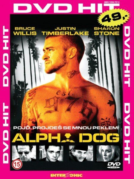Alpha Dog - edice DVD-HIT (DVD) (papírový obal)