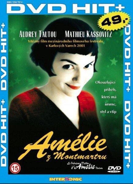 Amélie z Montmartru (DVD) (papírový obal)