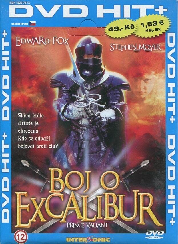 Boj o Excalibur - edice DVD-HIT (DVD) (papírový obal)