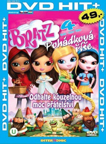 Bratz 4 - Pohádková říše - edice DVD-HIT (DVD) (papírový obal)