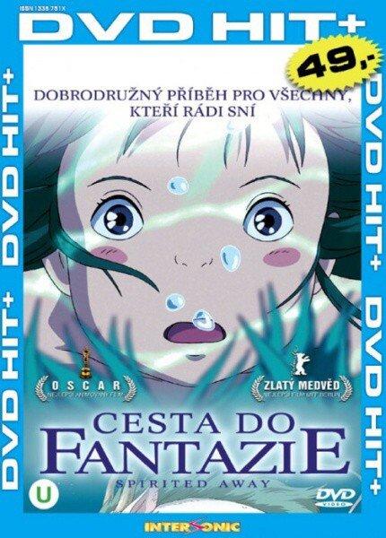 Cesta do fantazie - edice DVD-HIT (DVD) (papírový obal)