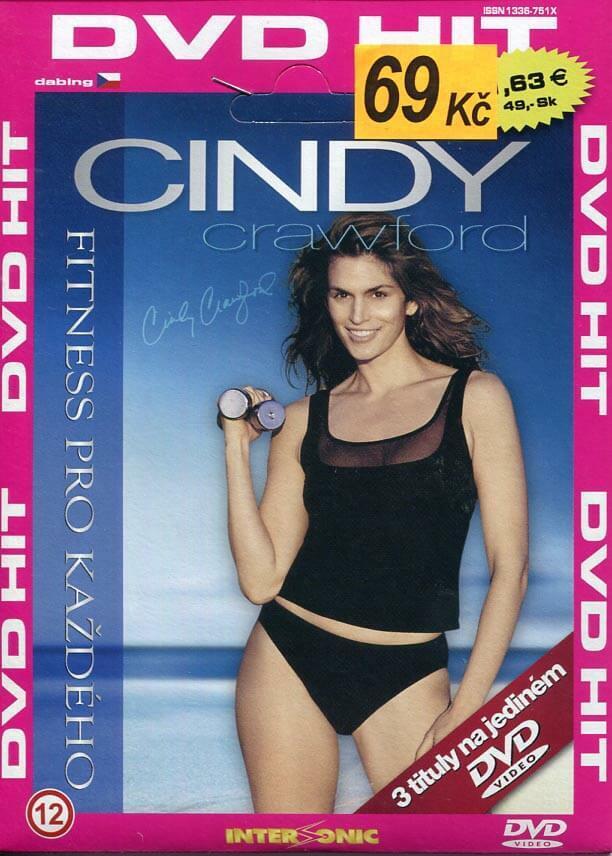 Cindy (DVD) (papírový obal) - cvičení na DVD