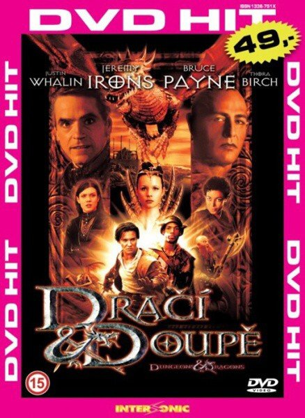 Dračí doupě - edice DVD-HIT (DVD) (papírový obal)