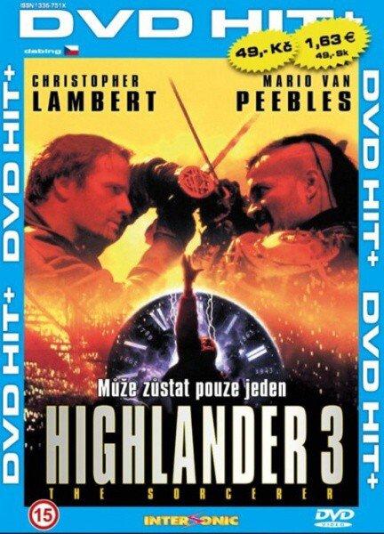 Highlander 3 - edice DVD-HIT (DVD) (papírový obal)