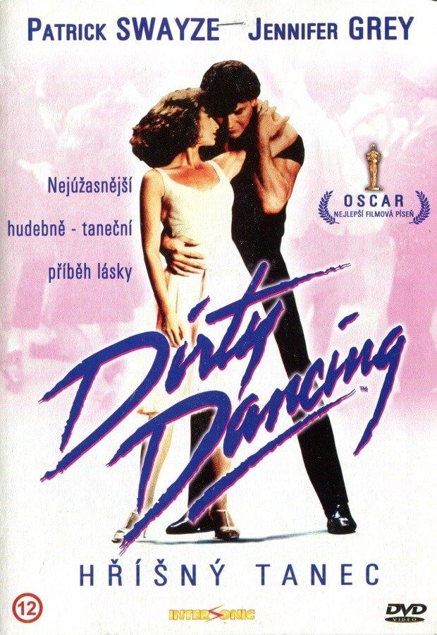 Hříšný tanec (DVD) (papírový obal)