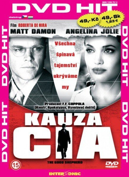 Kauza CIA - edice DVD-HIT (DVD) (papírový obal)
