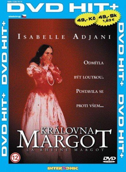 Královna Margot - edice DVD-HIT (DVD) (papírový obal)