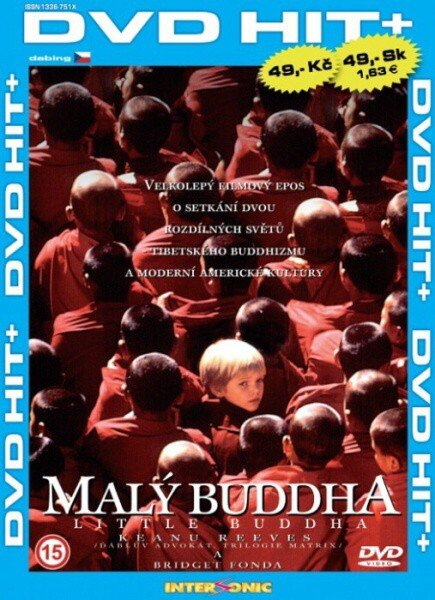 Malý Buddha - edice DVD-HIT (DVD) (papírový obal)