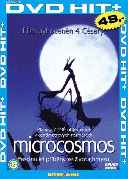 Microcosmos - edice DVD-HIT (DVD) (papírový obal)