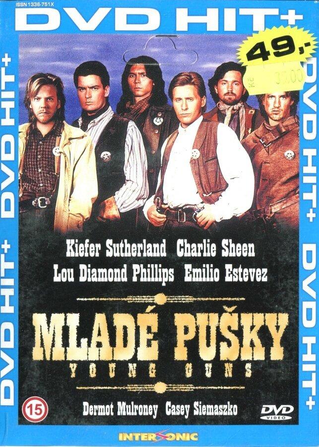 Mladé pušky (DVD) - edice DVD-HIT (papírový obal)