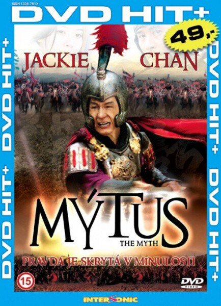 Mýtus - edice DVD-HIT (DVD) (papírový obal)