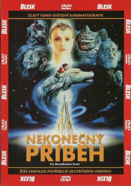 Nekonečný příběh (DVD) (papírový obal)