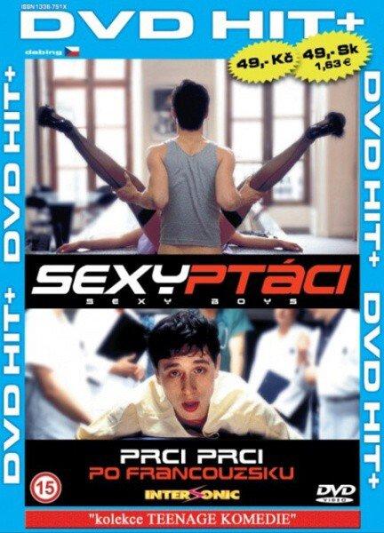 Sexy ptáci - edice DVD-HIT (DVD) (papírový obal)