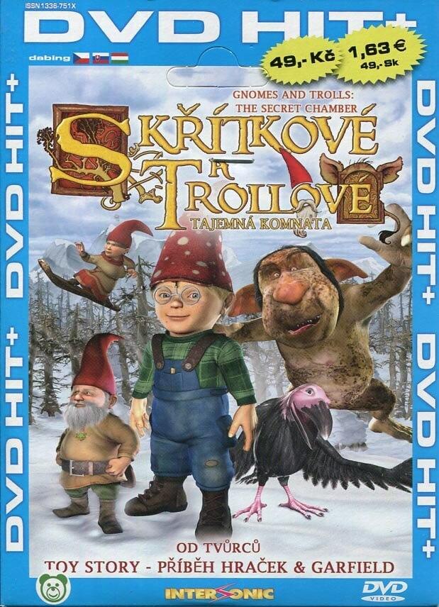 Skřítkové a trollové - edice DVD-HIT (DVD) (papírový obal)