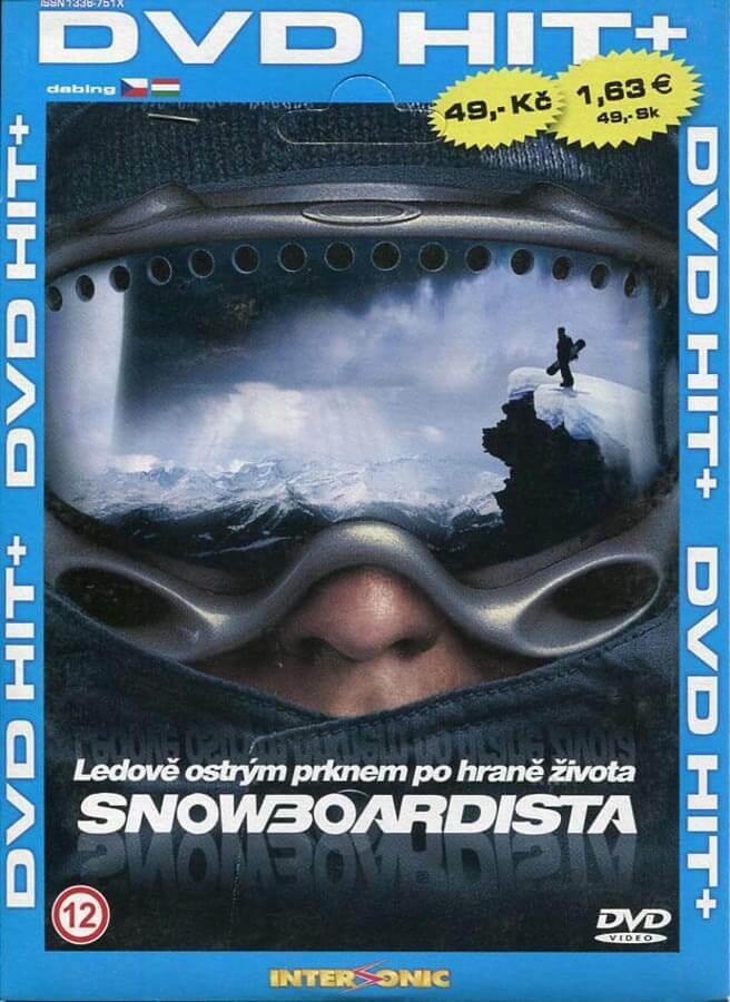 Snowboardista (DVD) (papírový obal)