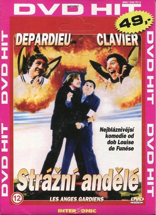 Strážní andělé (DVD) (papírový obal)