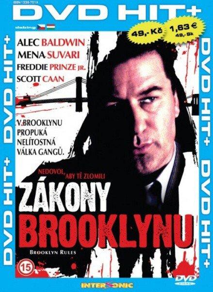 Zákony Brooklynu - edice DVD-HIT (DVD) (papírový obal)