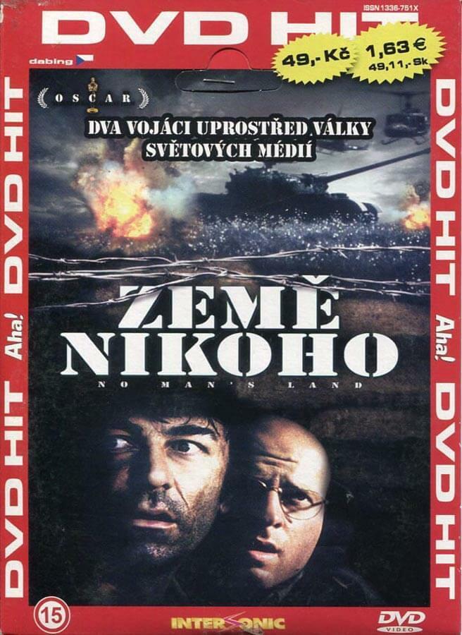 Země nikoho - edice DVD-HIT (DVD) (papírový obal)