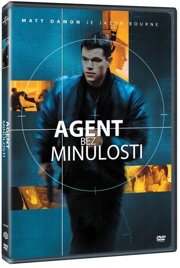 Agent bez minulosti (DVD)