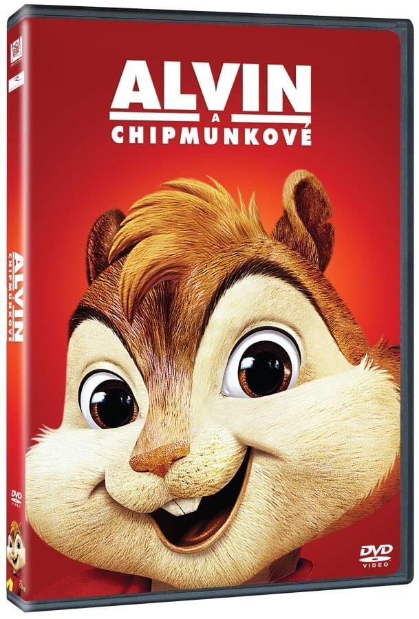 Alvin a Chipmunkové (DVD)