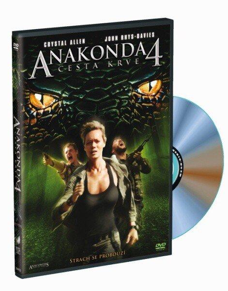 Anakonda 4: Cesta krve (DVD)