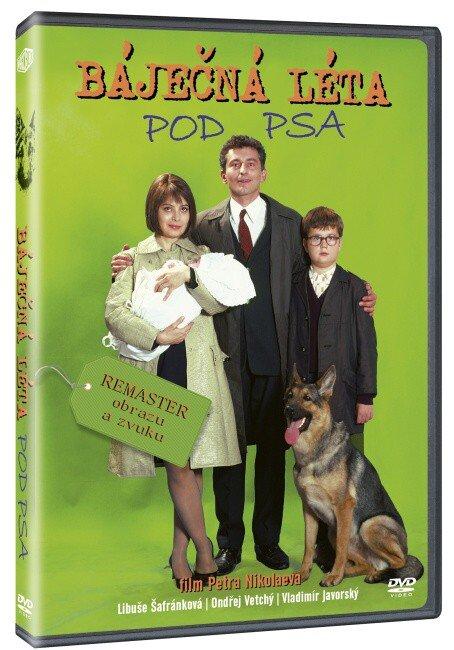 Báječná léta pod psa (DVD) - remasterovaná verze