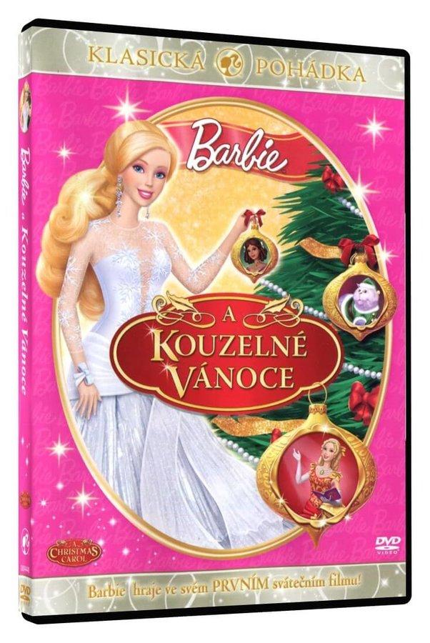 Barbie - kouzelné Vánoce (DVD)