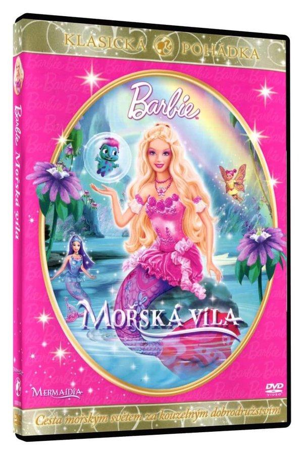 Barbie - Mořská víla (DVD)