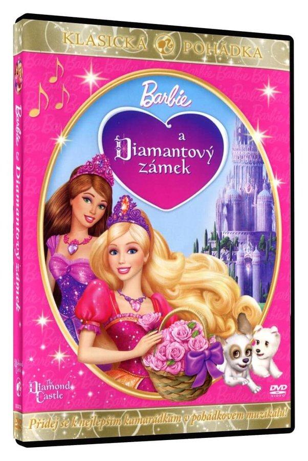 Barbie a Diamantový zámek (DVD)