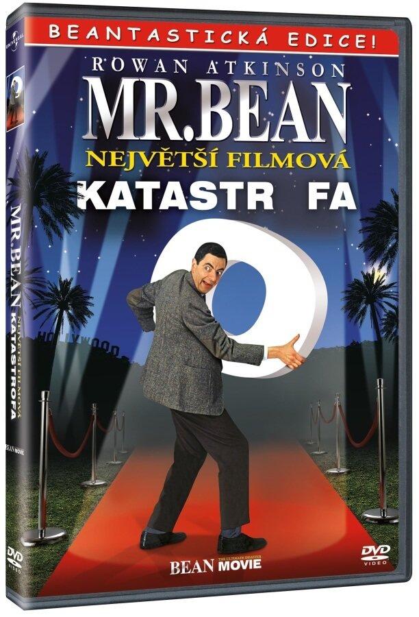 Mr. Bean - největší filmová katastrofa (DVD)