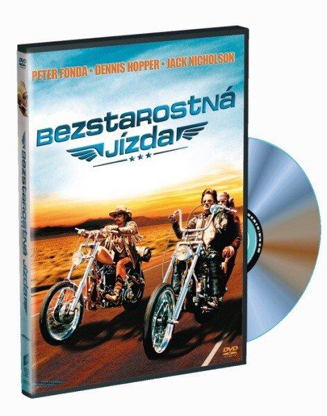 Bezstarostná jízda (DVD)