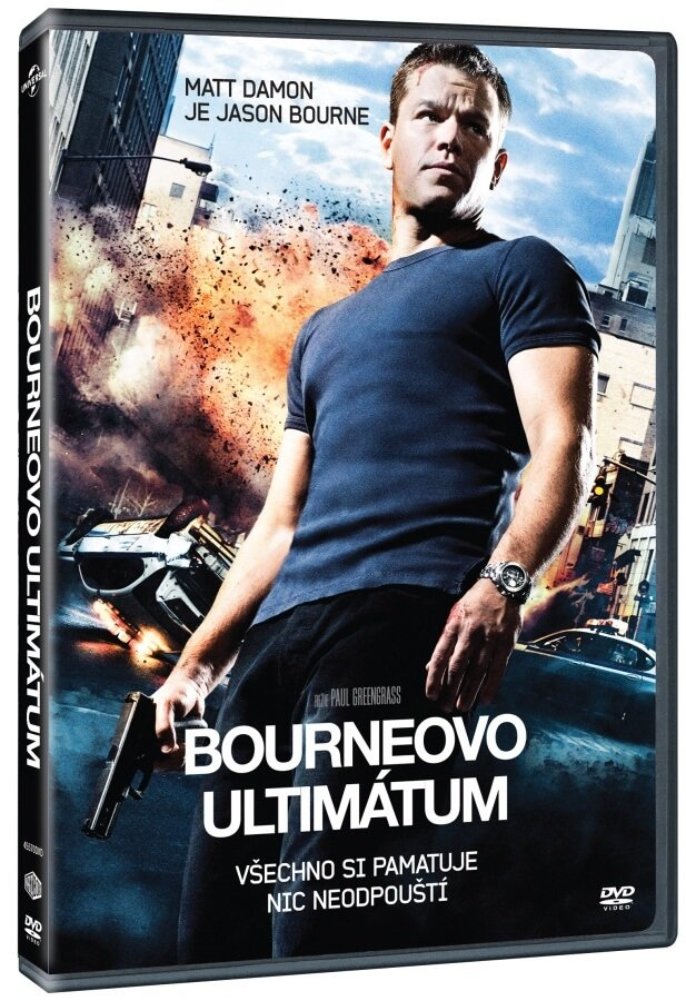Bourneovo ultimátum (DVD)