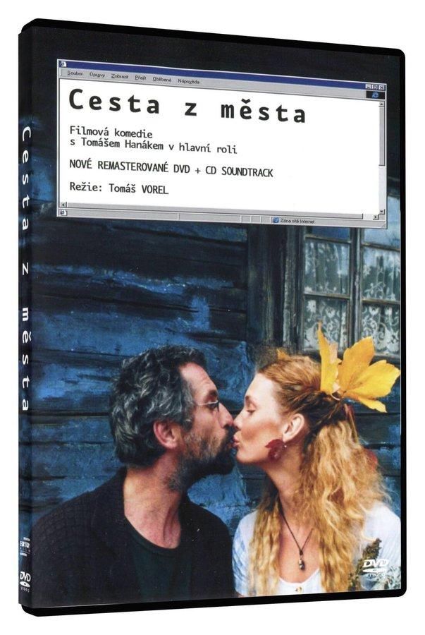 Cesta z města (2DVD) (DVD+CD SOUNDTRACK)