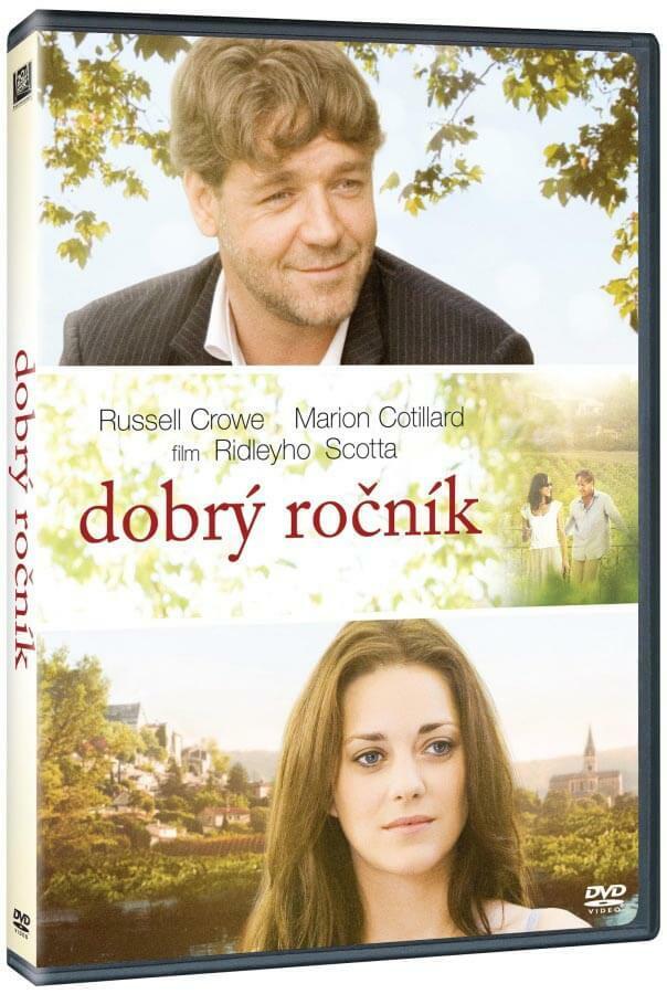 Dobrý ročník (DVD)