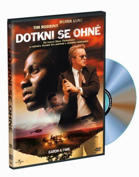 Dotkni se ohně (DVD)