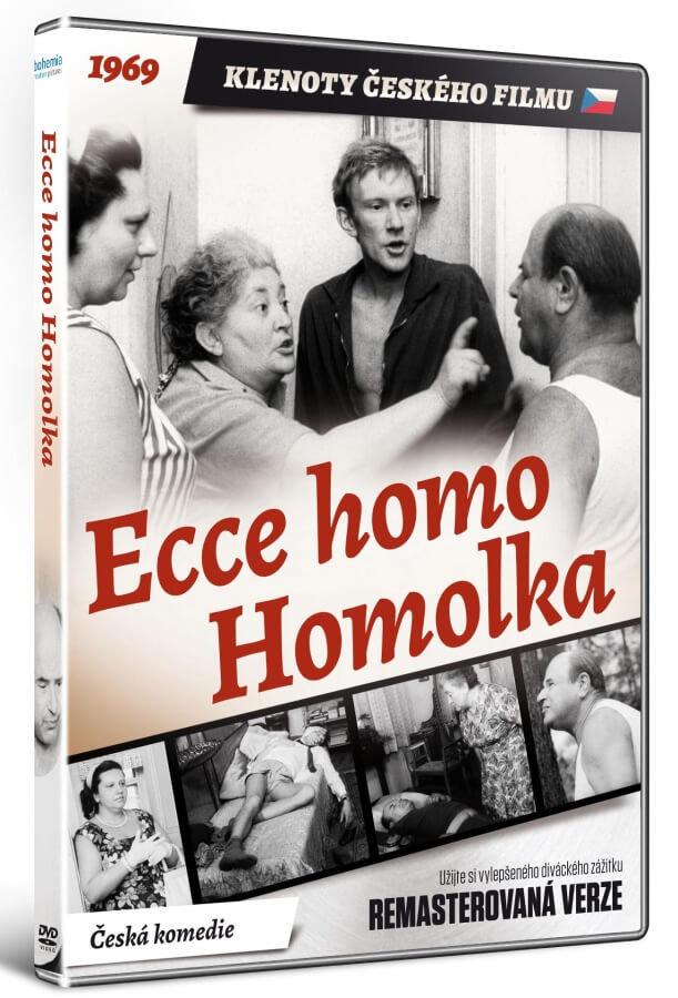 0ad9666d7 Ecce Homo Homolka (DVD) - remasterovaná verze