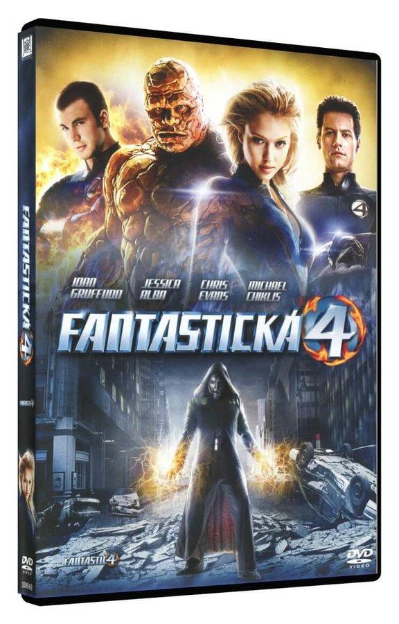 Fantastická čtyřka (DVD)