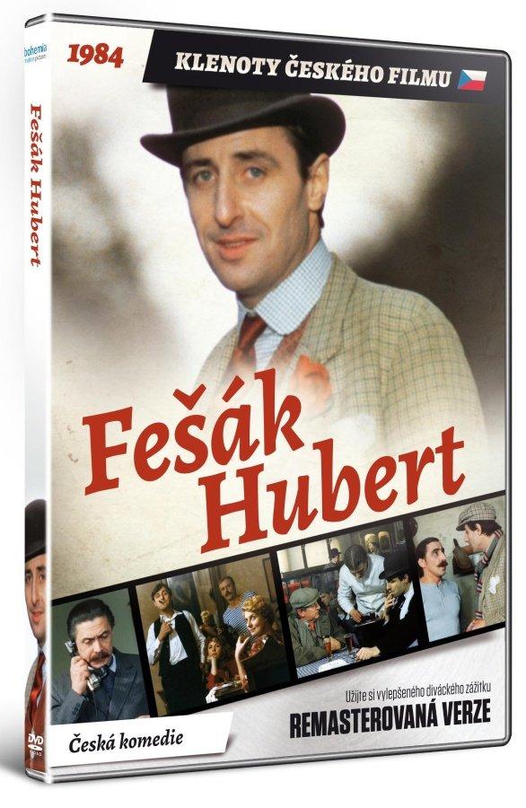 Fešák Hubert (DVD) - remasterovaná verze