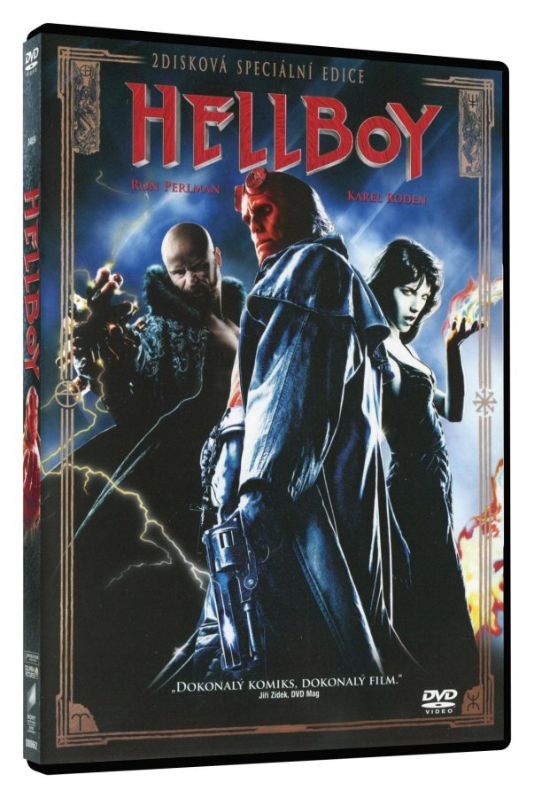 Hellboy (2DVD) - speciální edice