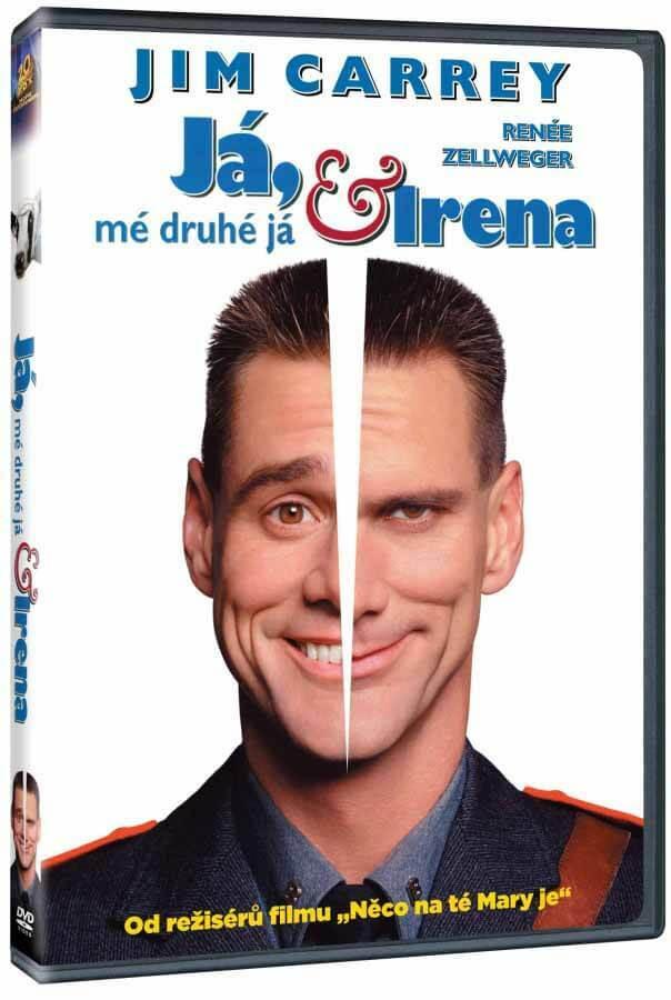 Já, mé druhé já a Irena (DVD)