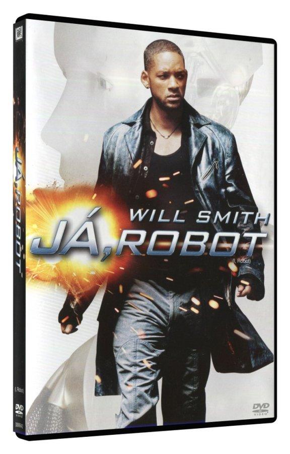 Já, robot (DVD) - nový ARTWORK