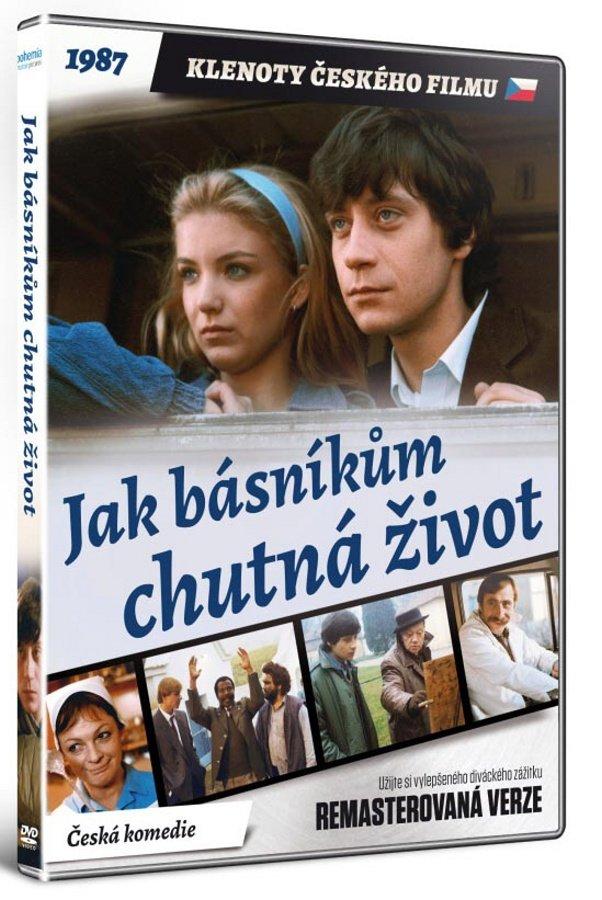 Jak básníkům chutná život (DVD) - remasterovaná verze